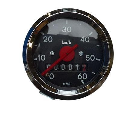 Tachometer 48mm Puch MBB